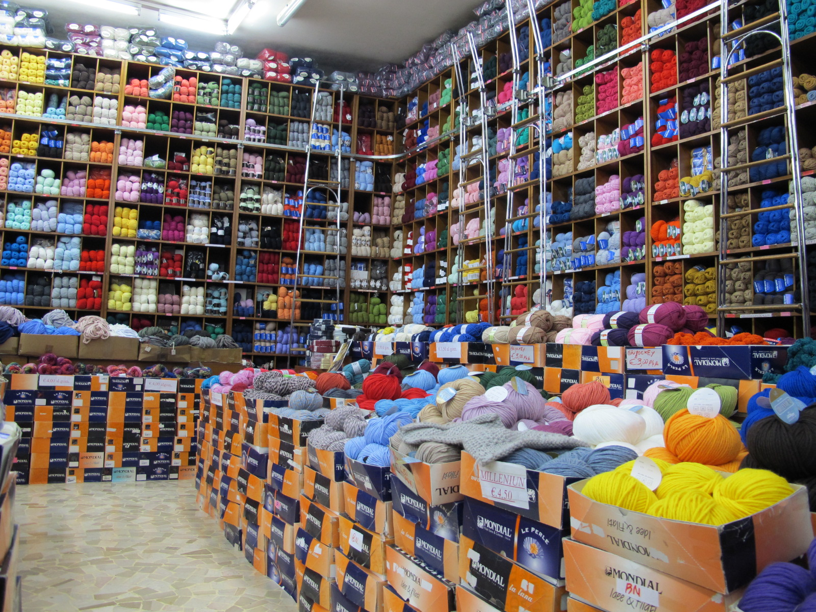 la boutique de laine