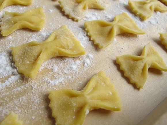 pates maison italie