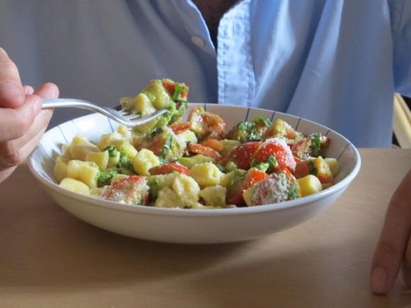 pates maison gnocchi italiens