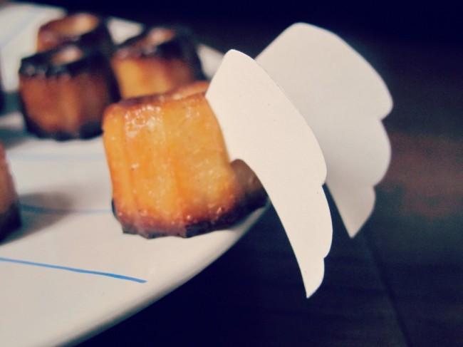cannelés ailes cuisine créative