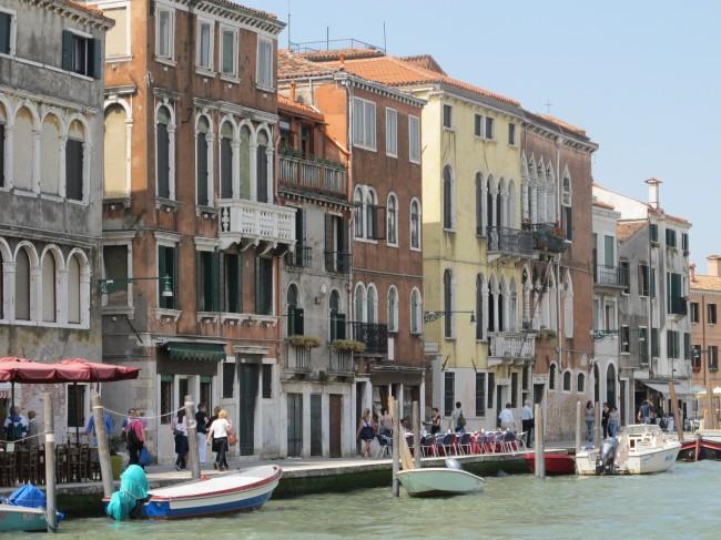 venise canal italie