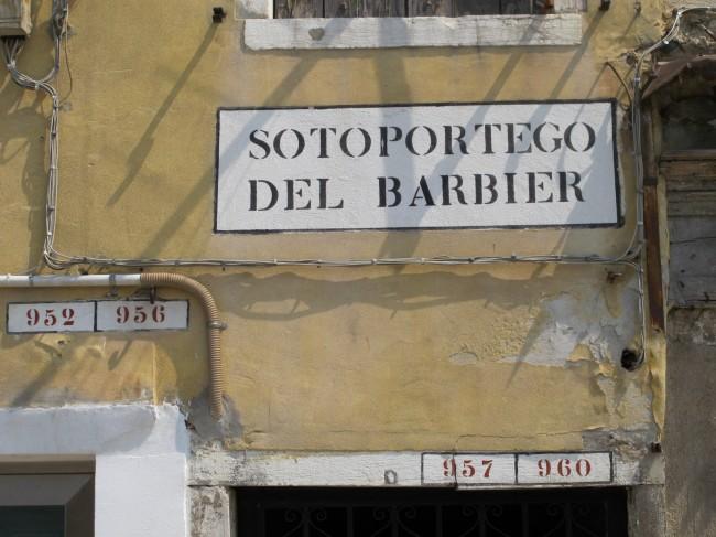 venise venezia italie rue
