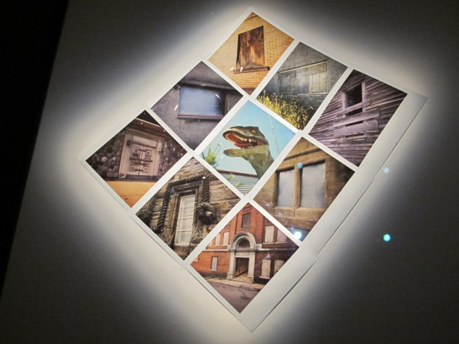cyprien gaillard expo milan milano polaroids
