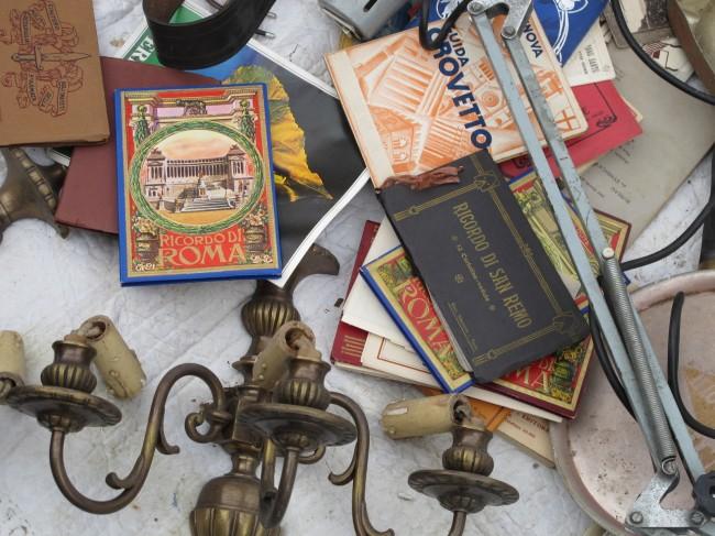 dimanche à milan marché antiquités