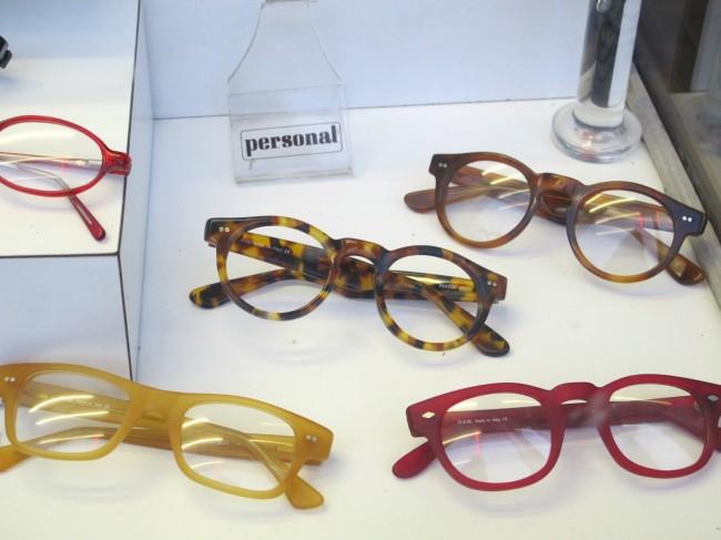 opticien milan lunettes vintage