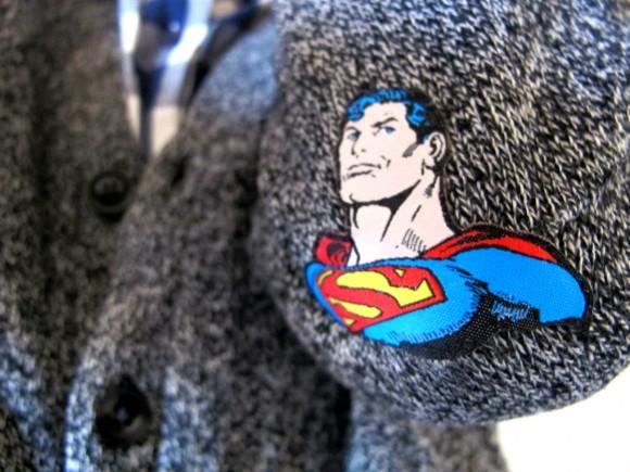 DIY pull superman 3