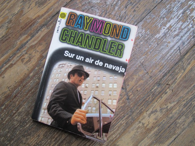 polar Raymond Chandler