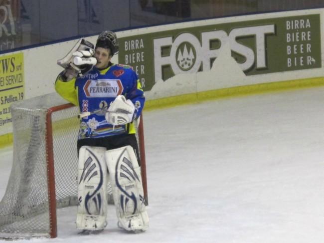 hockey sur glace milan