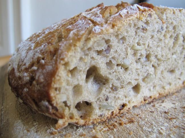 pain au levain naturel