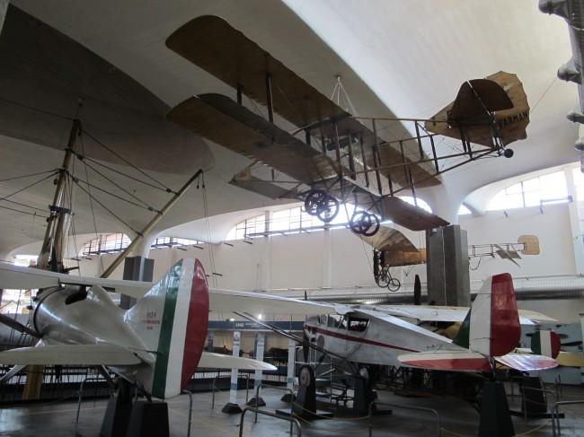 musée des techniques leonardo da vinci milan