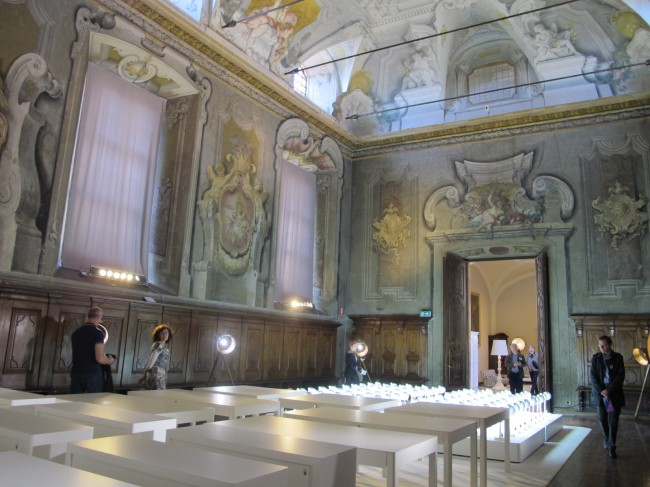 musée des sciences milan cénacle