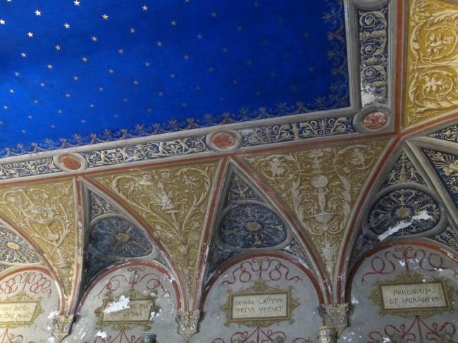 intérieur renaissance italienne
