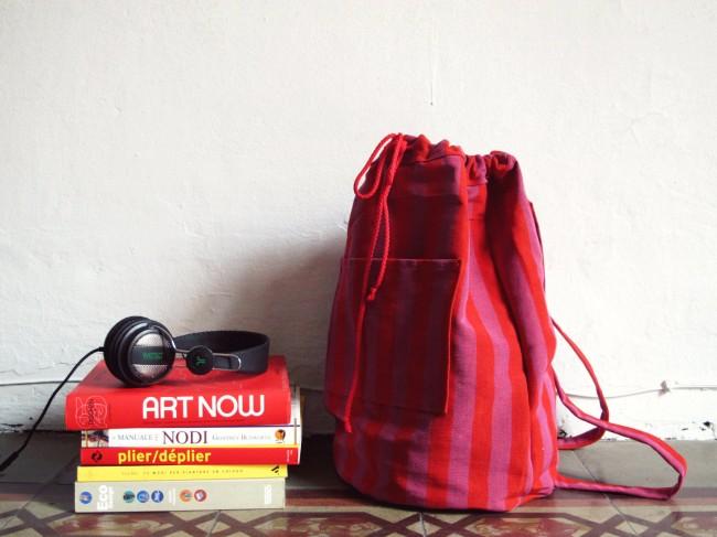 backpack diy