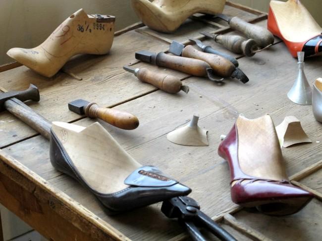 musée de la chaussure vigevano italie