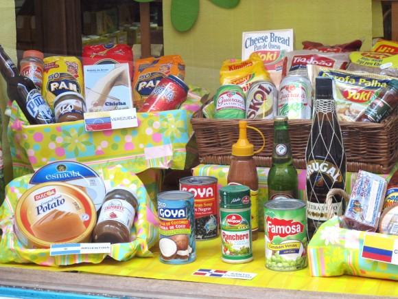 magasin brésilien milan