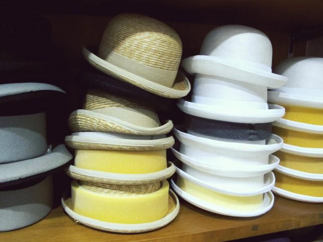 hats chapeaux capelli