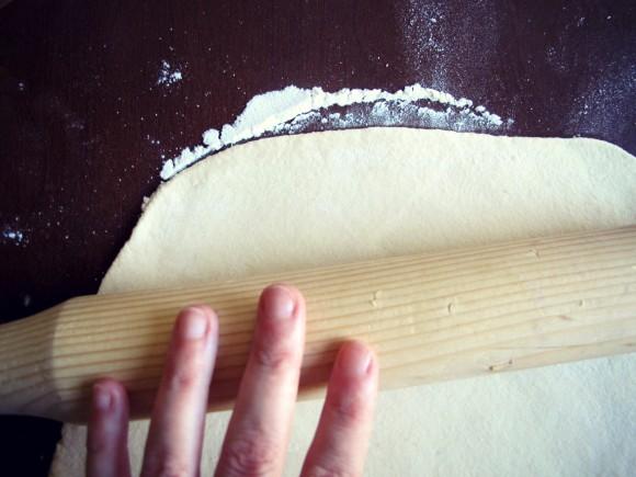 étaler pate à pain