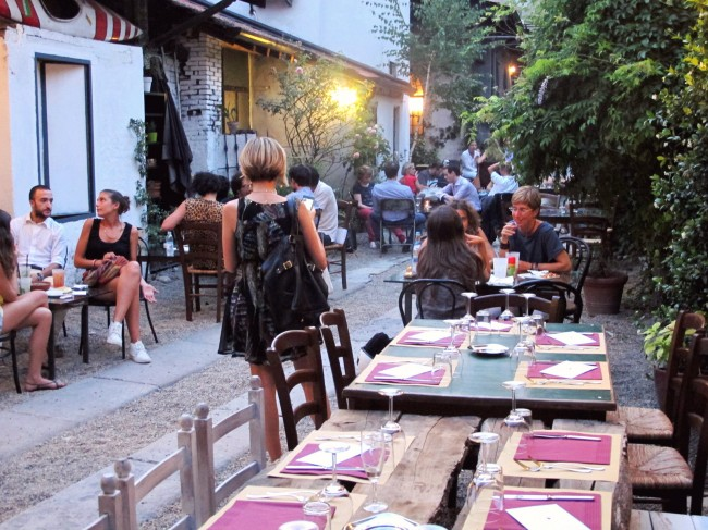 ristorante fonderie milanesi