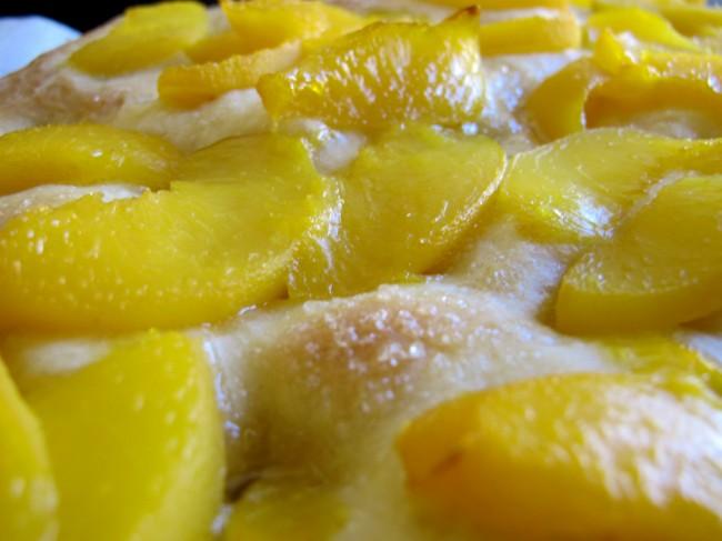 schiacciata aux fruits