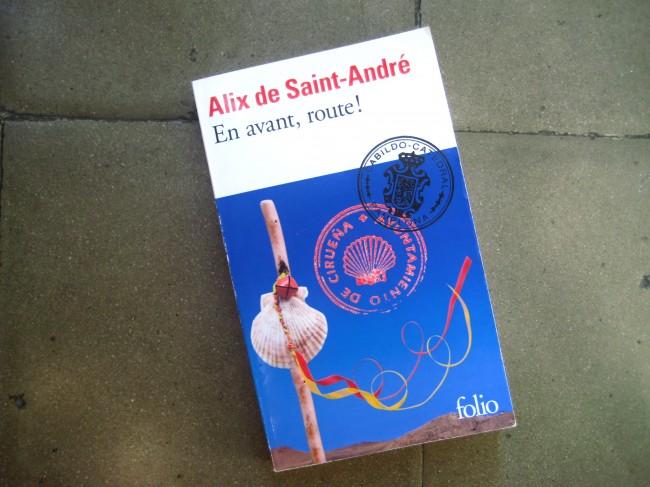 Alix de Saint-André compostelle