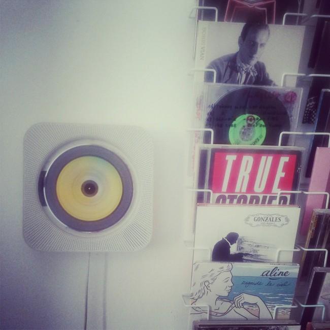 lecteur cd muji