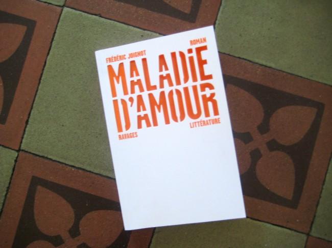 roman Frédéric Joignot