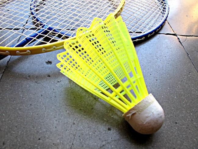 volant badminton