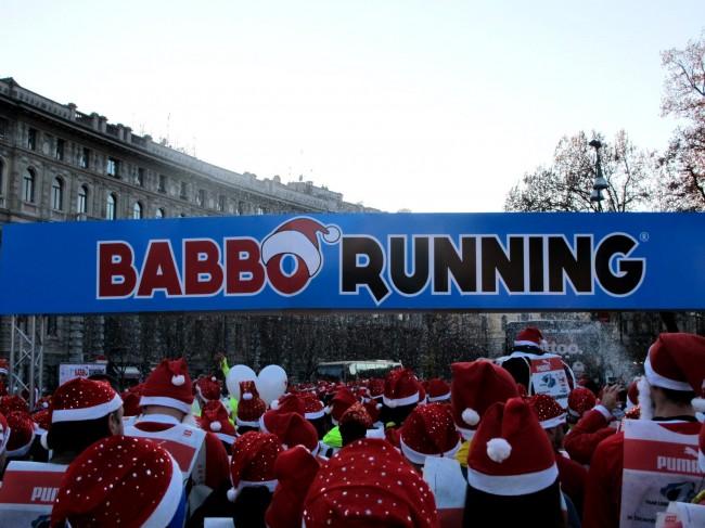 babbo running puma milano