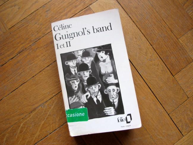 celine guignol's band