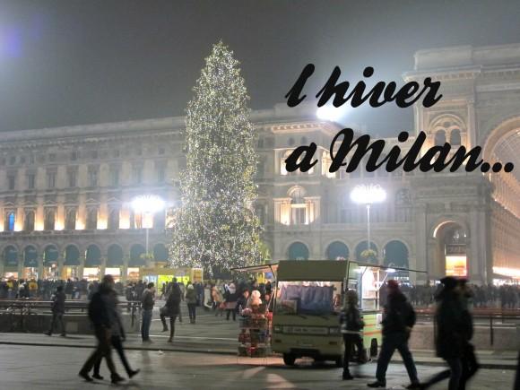 l'hiver à Milan