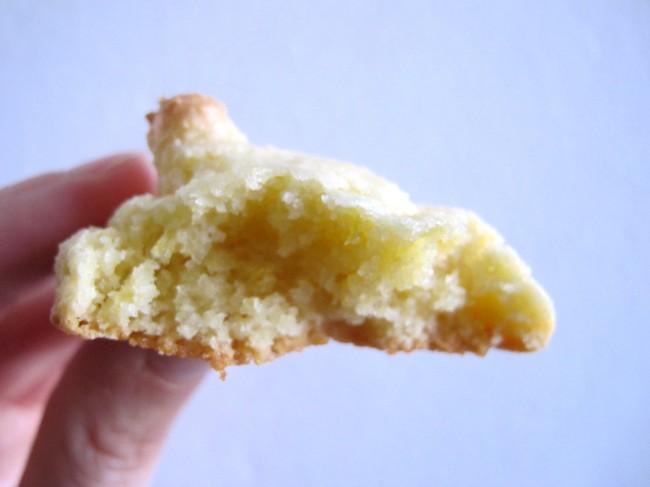 biscuits amandes mandarine