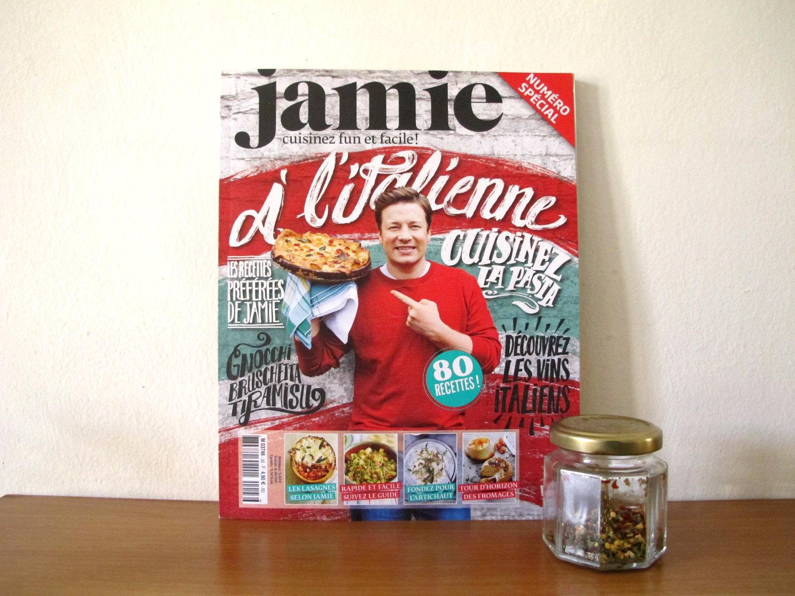 jamie oliver l italienne completementflou. Black Bedroom Furniture Sets. Home Design Ideas