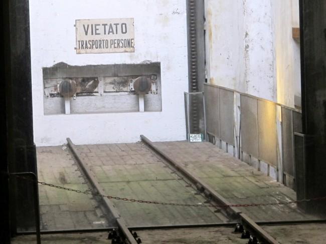 binario nascosto stazione milano