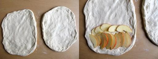 recette pain au fromage
