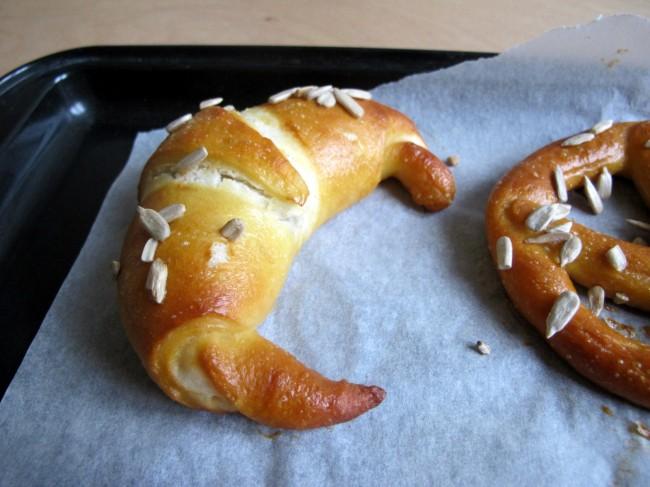 recette croissant nutella