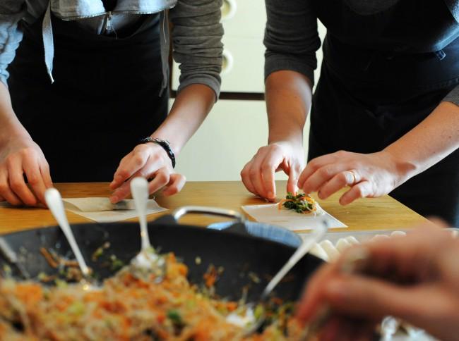 cours cuisine thai paris