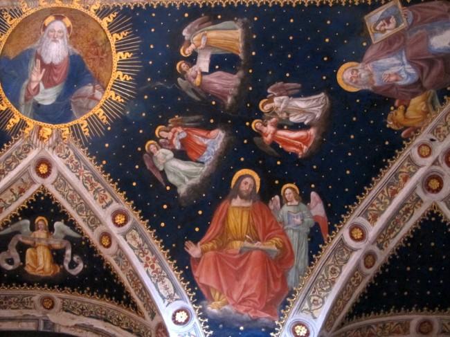 église san maurizio milan
