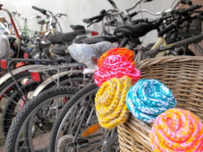 décorer son vélo