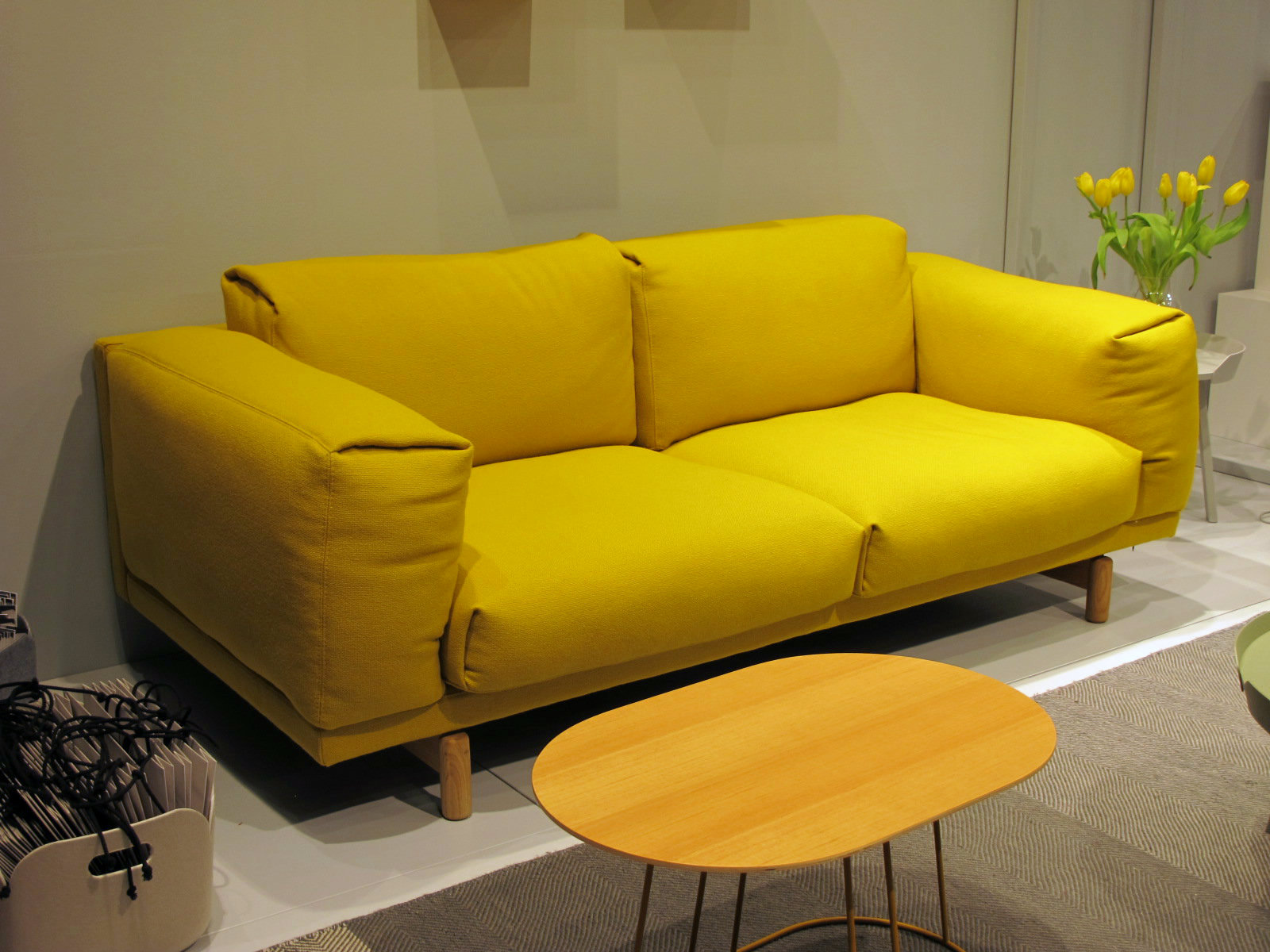 Muuto Rest Sofa : Rest sofa by muuto · seater · really well made