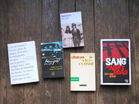 livres instant culturel