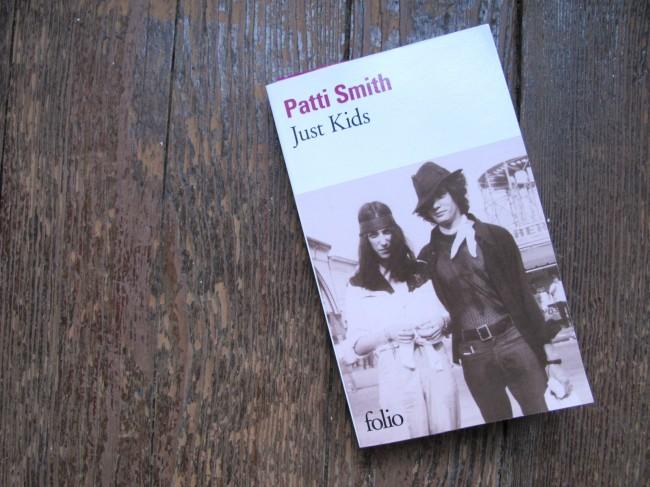 patti smith biographie