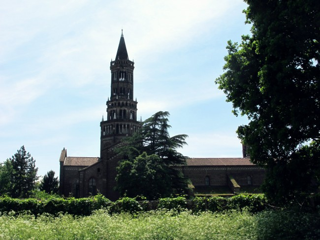 abbazia chiaravalle milano
