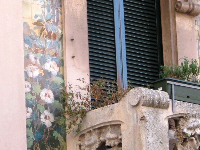 liberty art nouveau milan