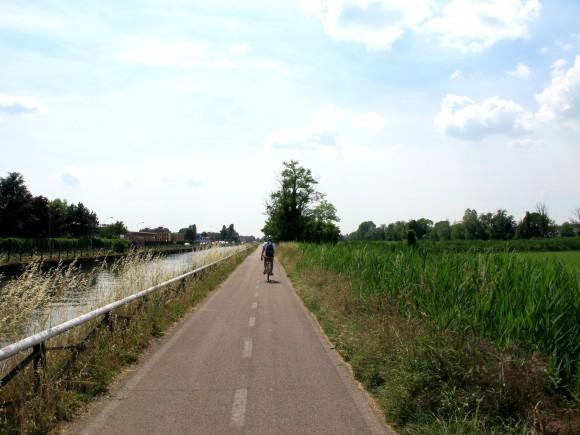naviglio piste cyclable