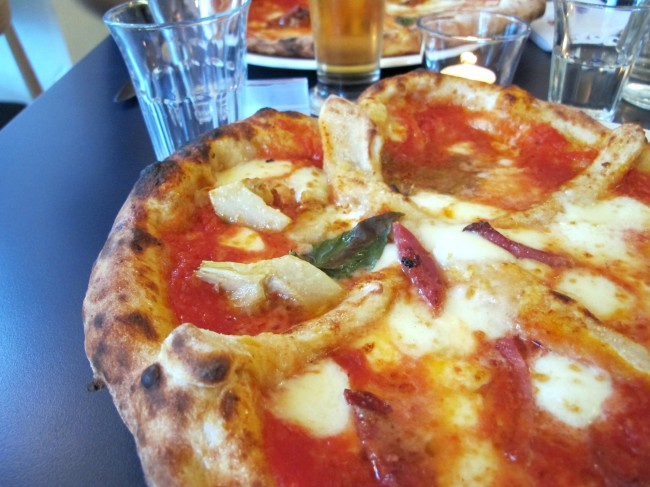 pizza milan