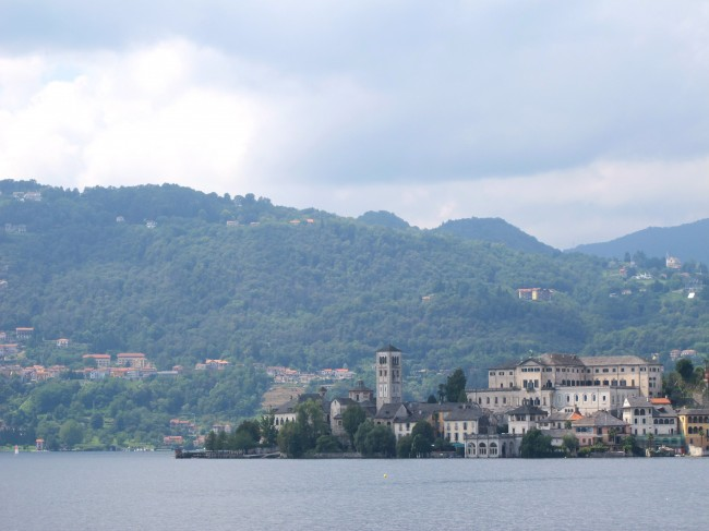 lac d'orta Italie
