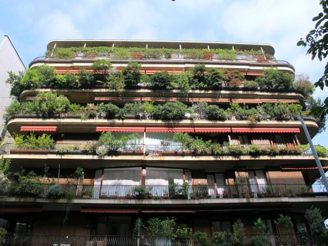 architecture milan porta vigentina