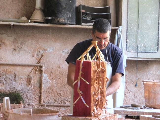 fondeur historique milan visite atelier