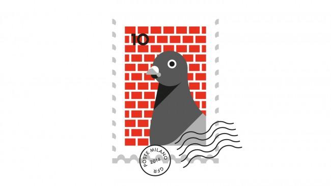 Marco Goran Romano pigeon milan