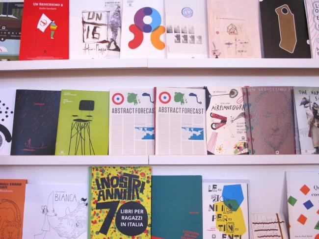 librairie musée des enfants milan